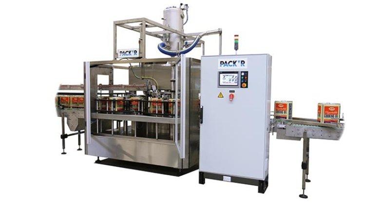 Packr Edible Oils Af1092 1 Revo S F12 C2 15 L Machine