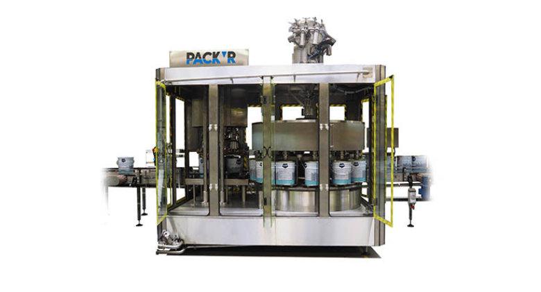 Packr Paint Af1047 1 Revo S F12 C4 20 L Machine